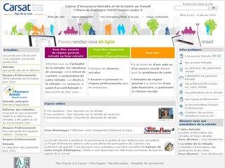 Carsat Pays De La Loire Carsat Pl Fr Franco Finance Com